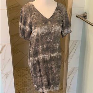 Rachel Roy Tie-dye summer dress